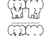 Elefante double face