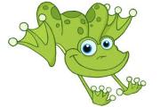 La rana antipatica