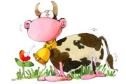 La mucca canterina
