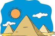 Come nacquero le piramidi